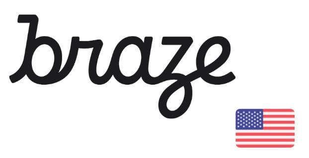Logo da startup Braze