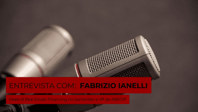 Entrevista-destaque: Fabrizio Ianelli, Head of Real Estate Financing no Santander e VP da Associação das Entidades de Crédito Imobiliário e Poupança (ABECIP)