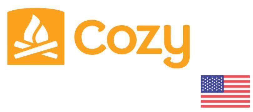 Logo da startup Cozy