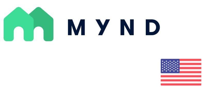 Logo da startup Mynd