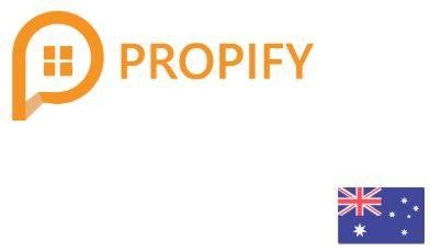 Logo da startup Propify