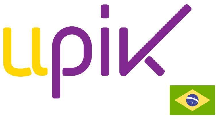 Logo da startup Upik